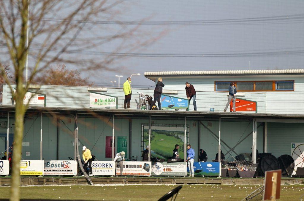 Oefenfaciliteiten - Golfbaan Delfland